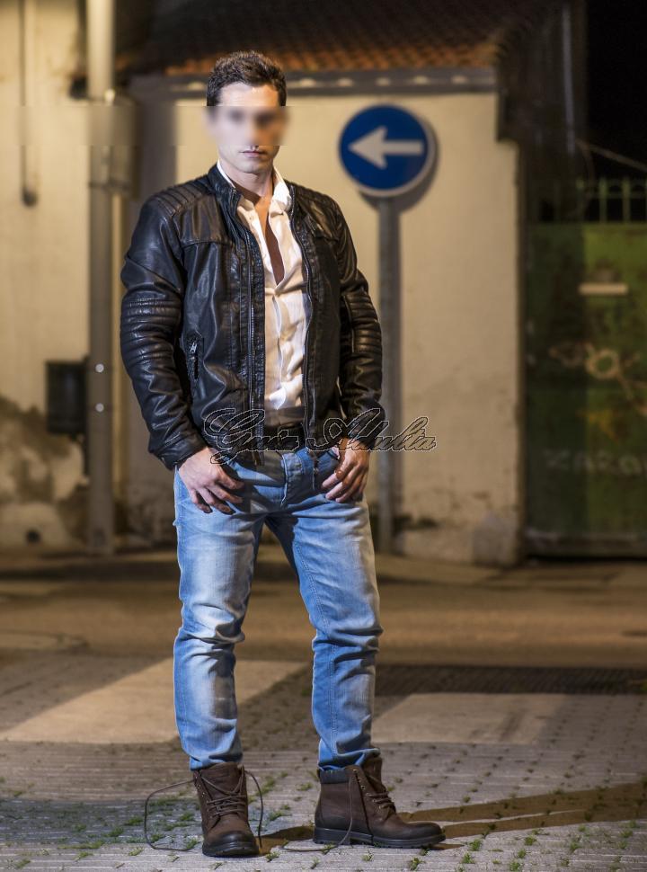 Gigolo Boy Escort Alex Madrid foto 3