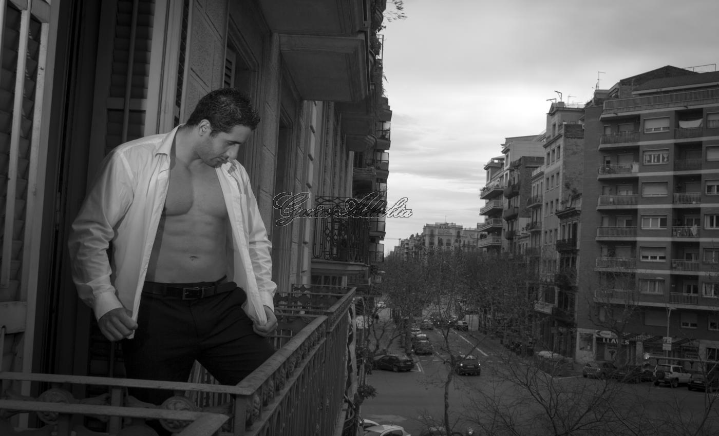 Gigolo Boy Escort Alex Barcelona foto 2