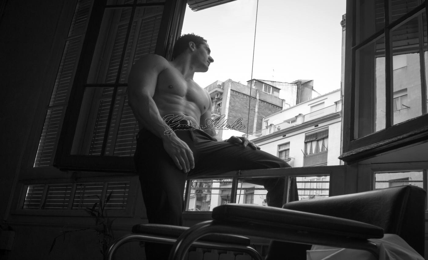 Gigolo Boy Escort Alex Barcelona foto 3