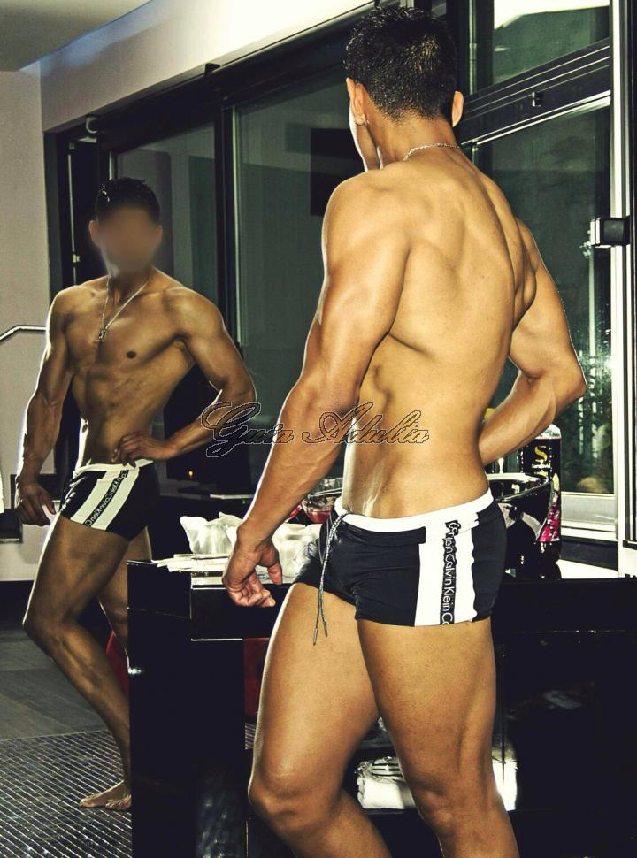 Gigolo Boy Escort Angelo Madrid foto 4