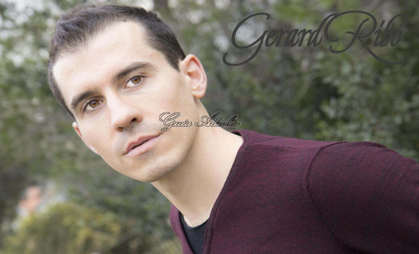 Gigolo Boy Escort Gerard Ribo Barcelona foto 1
