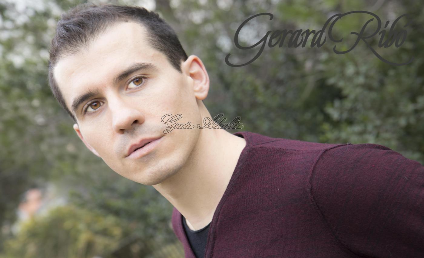 Gigolo Boy Escort Gerard Ribo