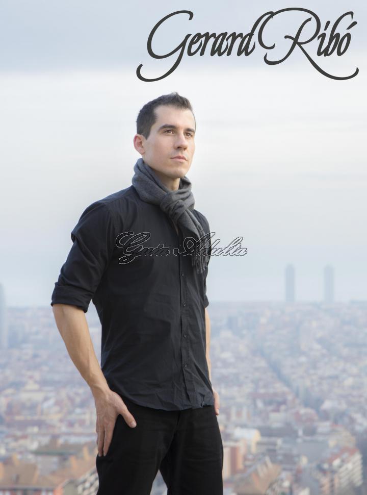 Gigolo Boy Escort Gerard Ribo Barcelona foto 3