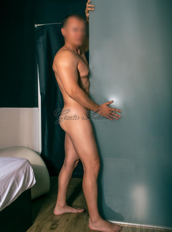 Gigolo Boy Escort Pedro Madrid foto 2