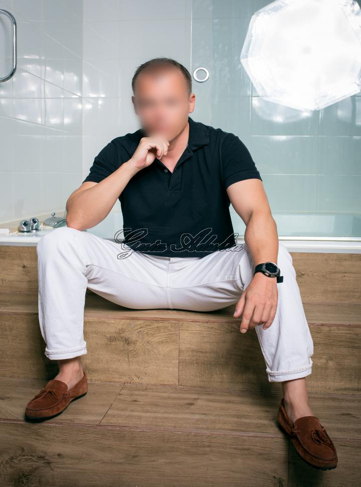 Gigolo Boy Escort Pedro Madrid foto 5