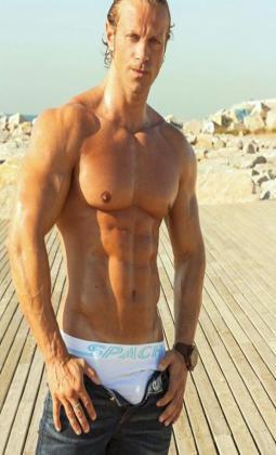 Chapero Gay Fabio Barcelona