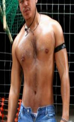Chapero Gay Yuri Tauay Huesca