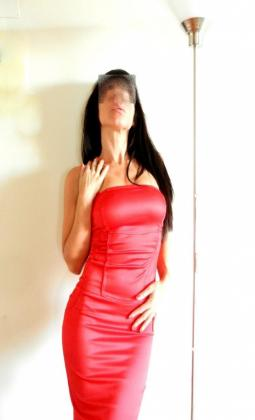Escort Silvia Madrid