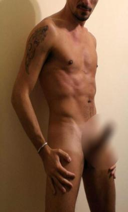 Gigolo Boy Escort Alex Mancini Madrid