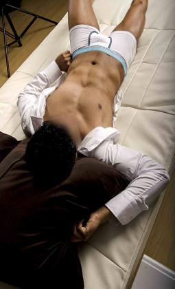 Gigolo Boy Escort Angelo Madrid