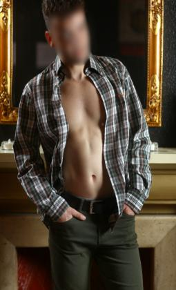 Gigolo Boy Escort Eliot Madrid