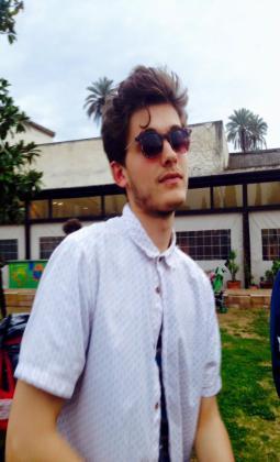 Gigolo Boy Escort Julian Elliott Sevilla