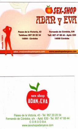 SexShop Tienda Erótica Adan Y Eva Córdoba