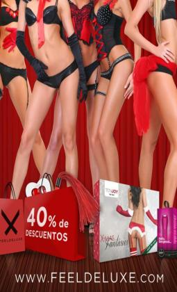 SexShop Tienda Erótica Feeldeluxe Barcelona