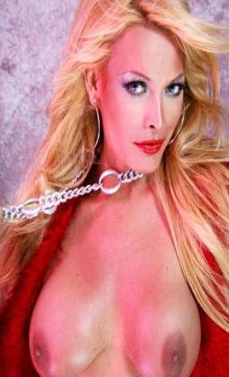 Travesti Shemale Nanda Imperio Madrid