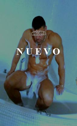 Gigolo Boy Escort Aron Madrid