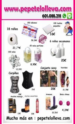 SexShop Tienda Erótica Www Pepetelolleva Com Barcelona