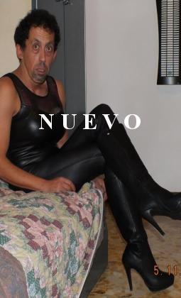 Travesti Shemale Alessandro Pavese Barcelona