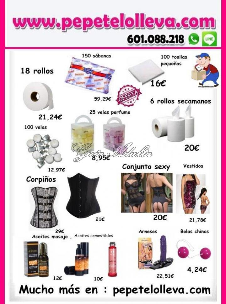 SexShop Tienda Erótica Www Pepetelolleva Com Barcelona foto 1