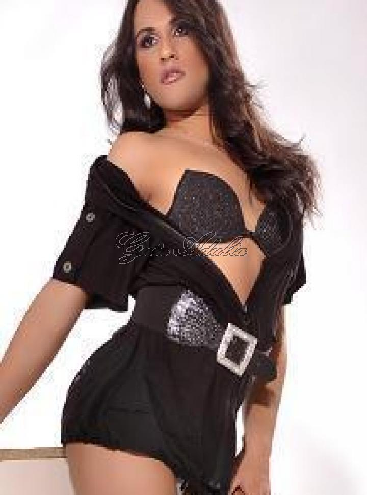 Travesti Shemale Leona Carrillo Murcia foto 1