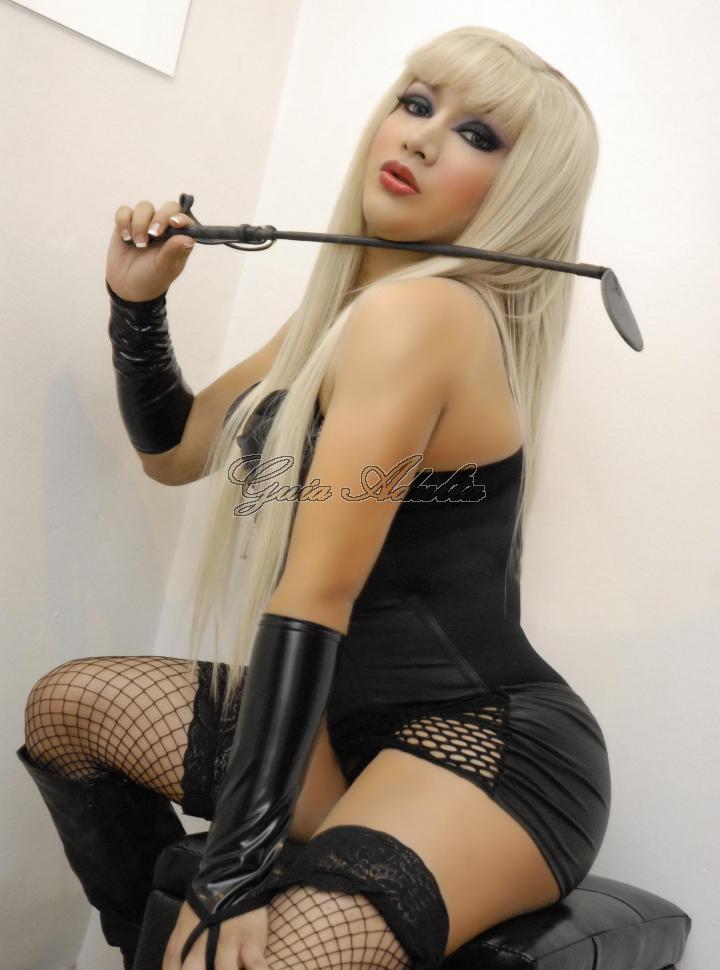 Travesti Shemale Lolita Mexicana Barcelona foto 1